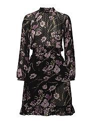 Semi Couture Smocking Dress - SUMMER NIGHT
