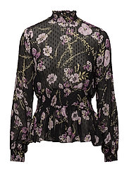 Semi Couture Smocking Blouse - SUMMER NIGHT
