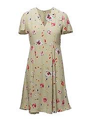 50's Dress - 374 VALENTINA PISTACHIO