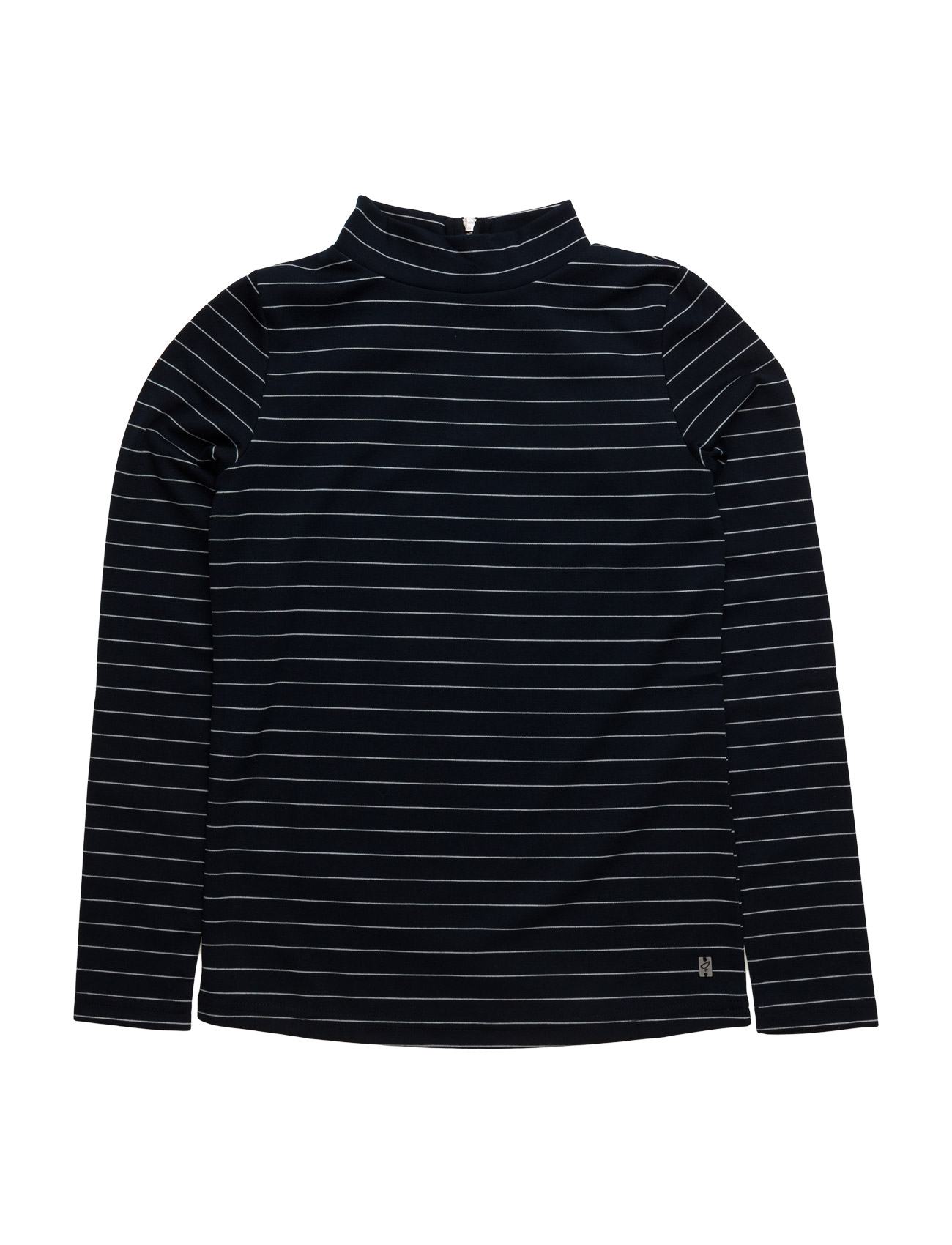 Tee L/S With Turtleneck