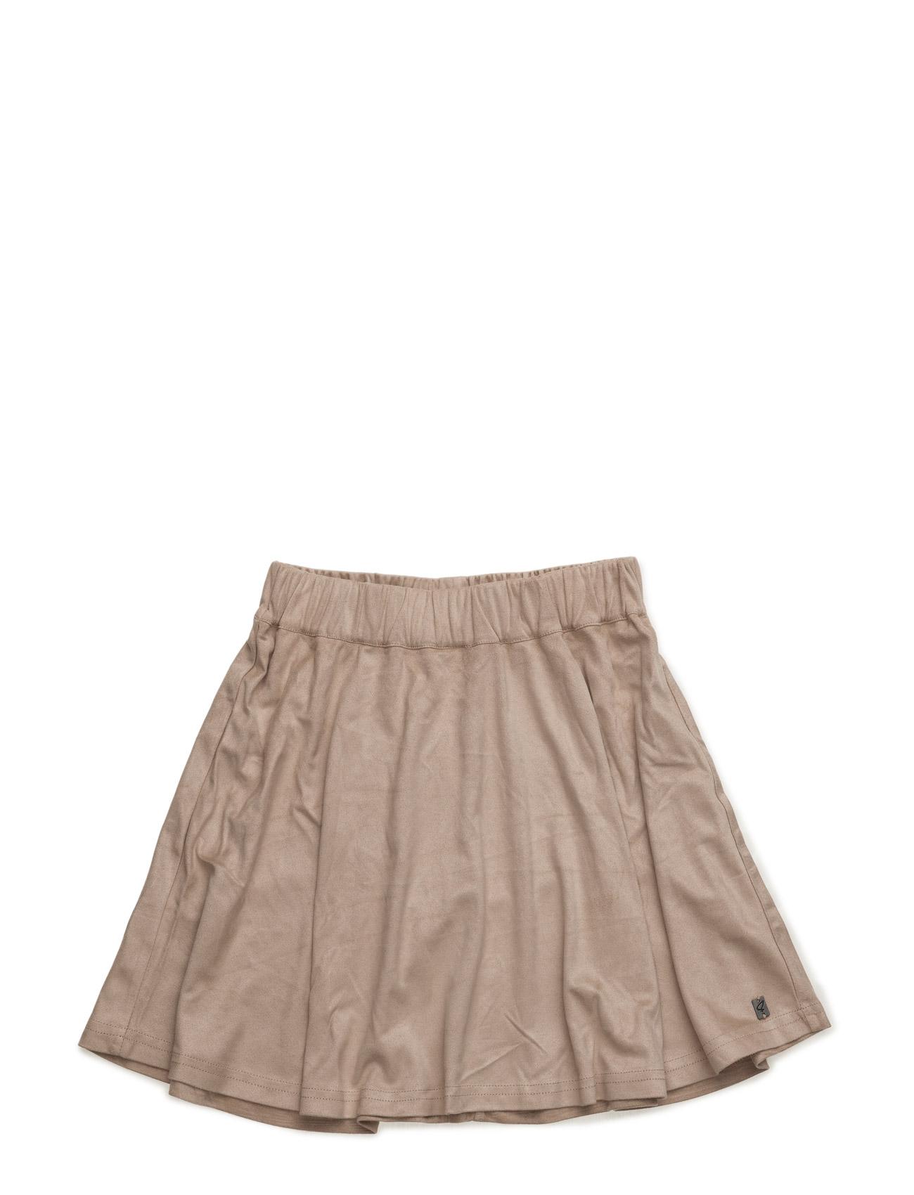 Fake Suede Skirt BY HOUNd Nederdele til Børn i Mørk Navy