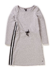 Dress - light grey mix