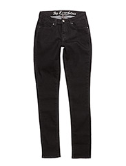 LACE jeans - black denim