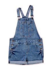 Denim overalls - light blue denim
