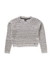 Bubble knit