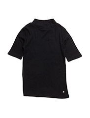 Turtleneck tee s/s - DARK NAVY