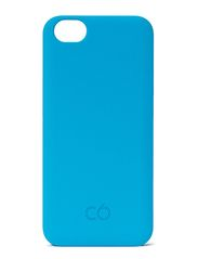 HARD CASE IPHONE 5, MATT FINISH - AQUA
