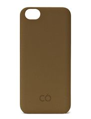 HARD CASE IPHONE 5, MATT FINISH - OLIVE