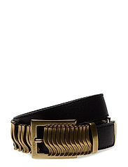 Rattle Belt - BLACK GOLD