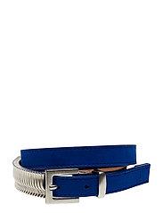 Mini Rattle Belt - KLEIN BLUE SILVER