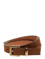 Mini Rattle Belt - CAMEL GOLD