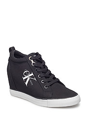 RITZY CANVAS - BLK
