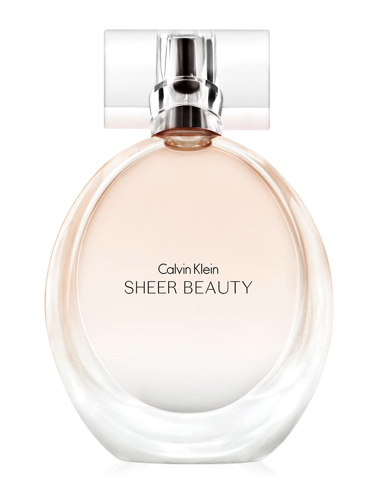calvin klein fragrance – Calvin klein sheer beauty eau de to fra boozt.com dk