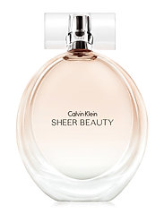 CALVIN KLEIN SHEER BEAUTY EAU DE TO - NO COLOR