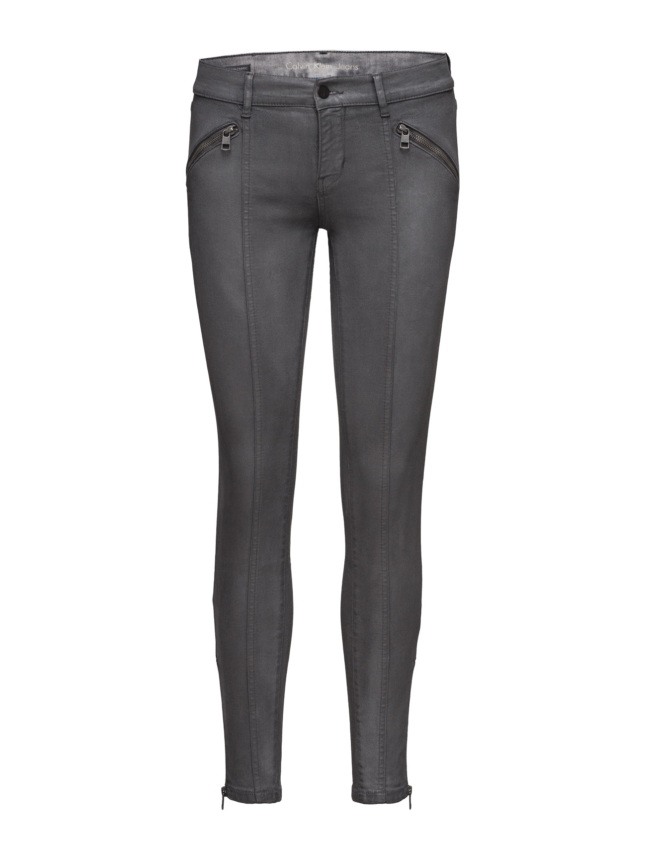 Moto City Skinny -Ex Calvin Klein Jeans Jeans til Kvinder i