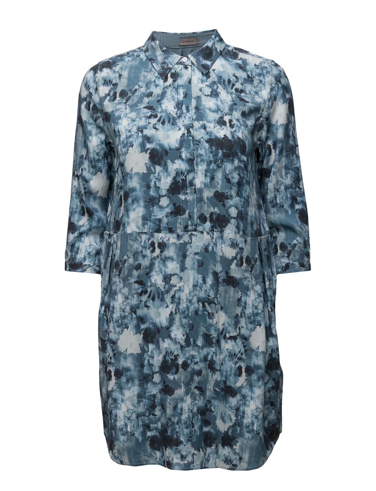 Darby L/S Woven Shir Calvin Klein Jeans  til Damer i