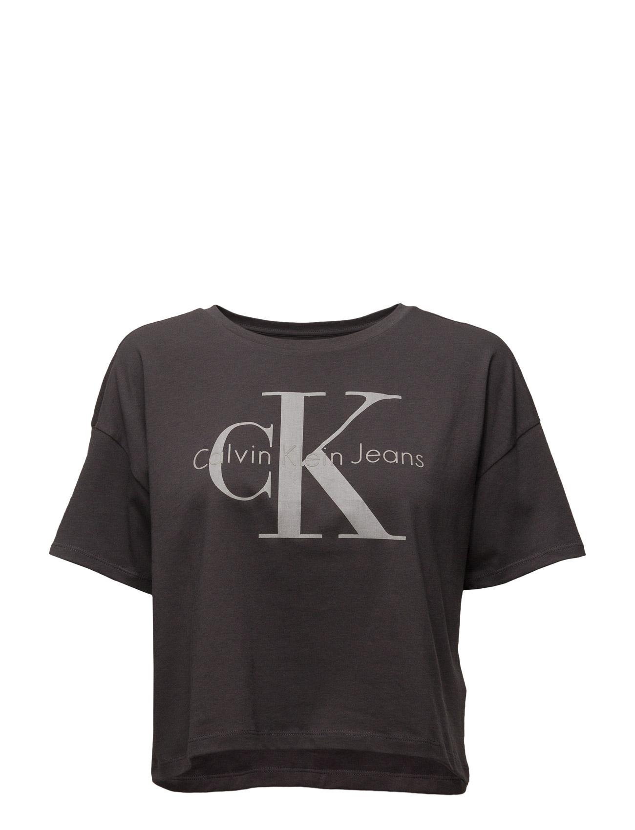 Teca-14 True Icon Cn Calvin Klein Jeans Kortærmede til Damer i fantom
