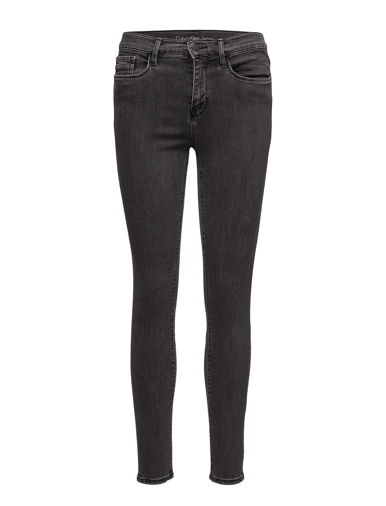 High Rise Skinny - S Calvin Klein Jeans Skinny til Damer i