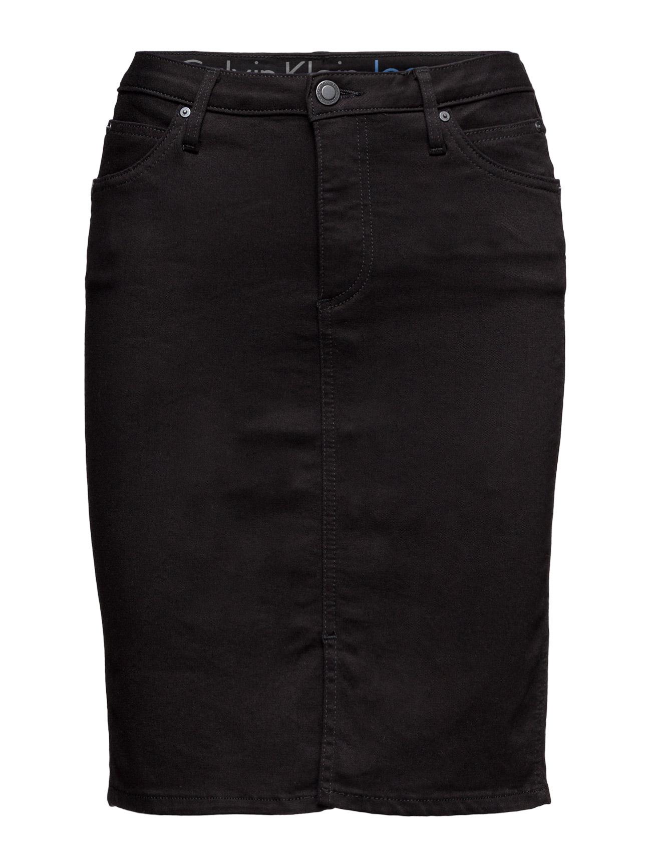 Sculpted Skirt - Inf Calvin Klein Jeans Nederdele til Kvinder i