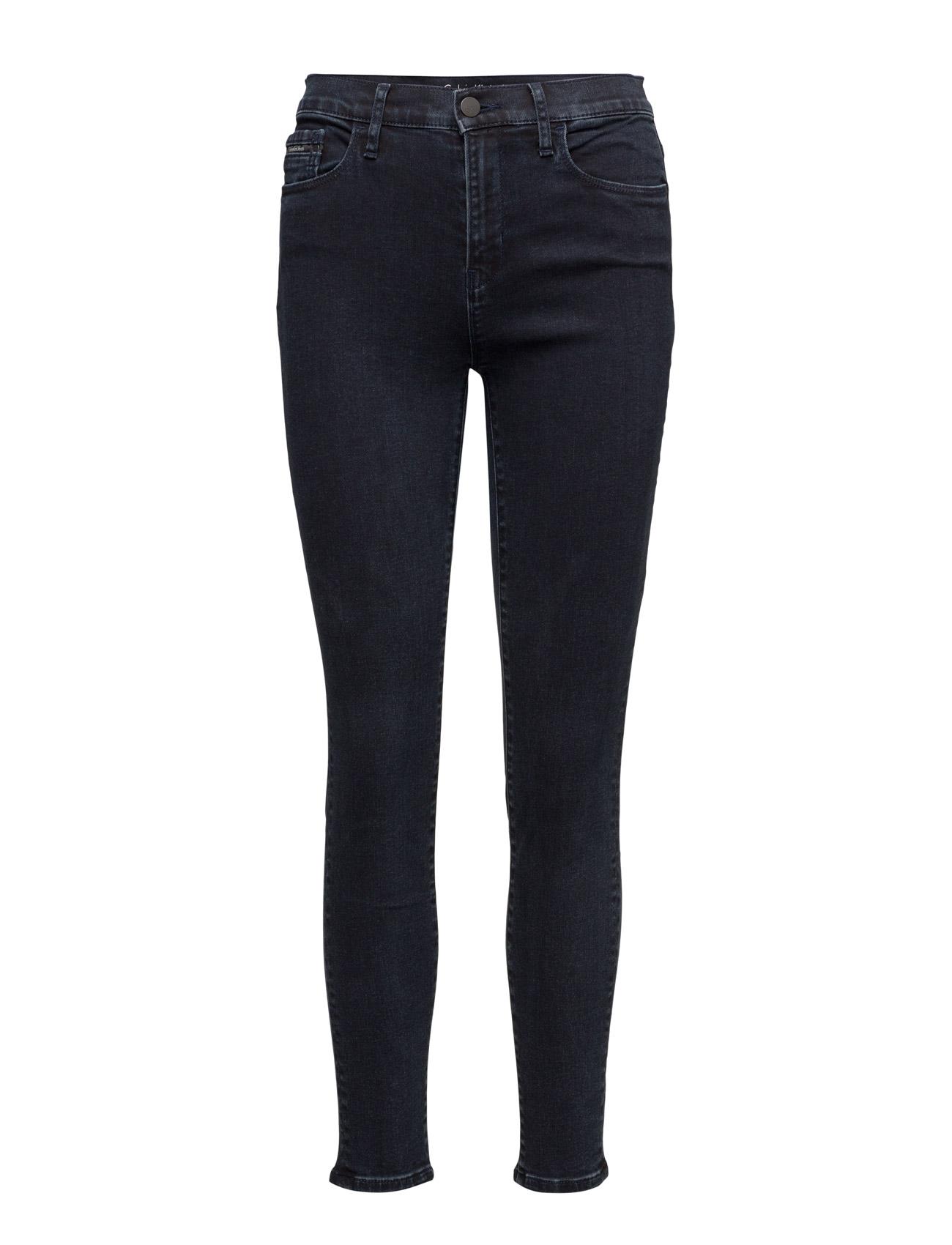 High Rise Skinny - W Calvin Klein Jeans Jeans til Kvinder i