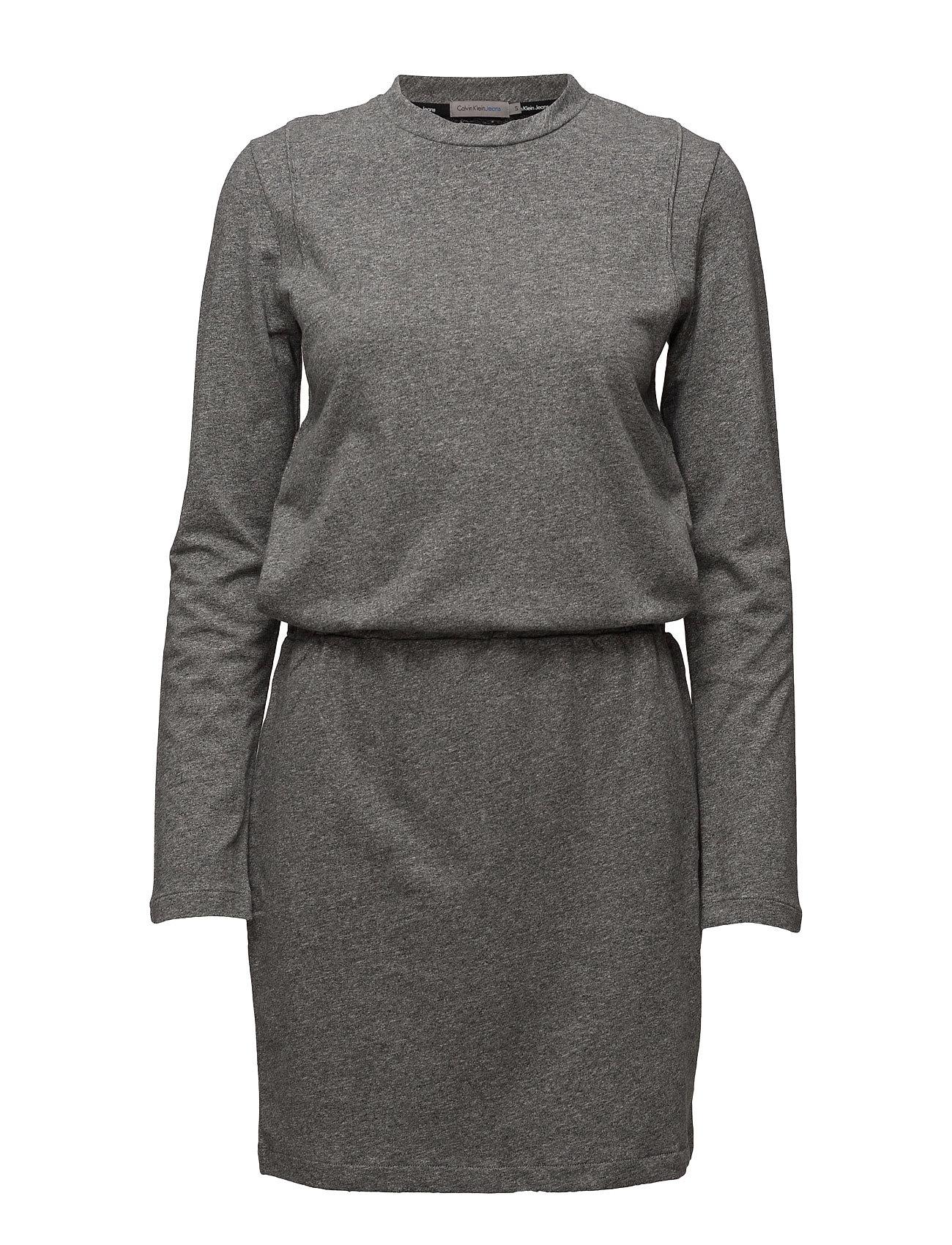 Darina Cn Lwk M/S, 0 Calvin Klein Jeans Knælange & mellemlange til Damer i