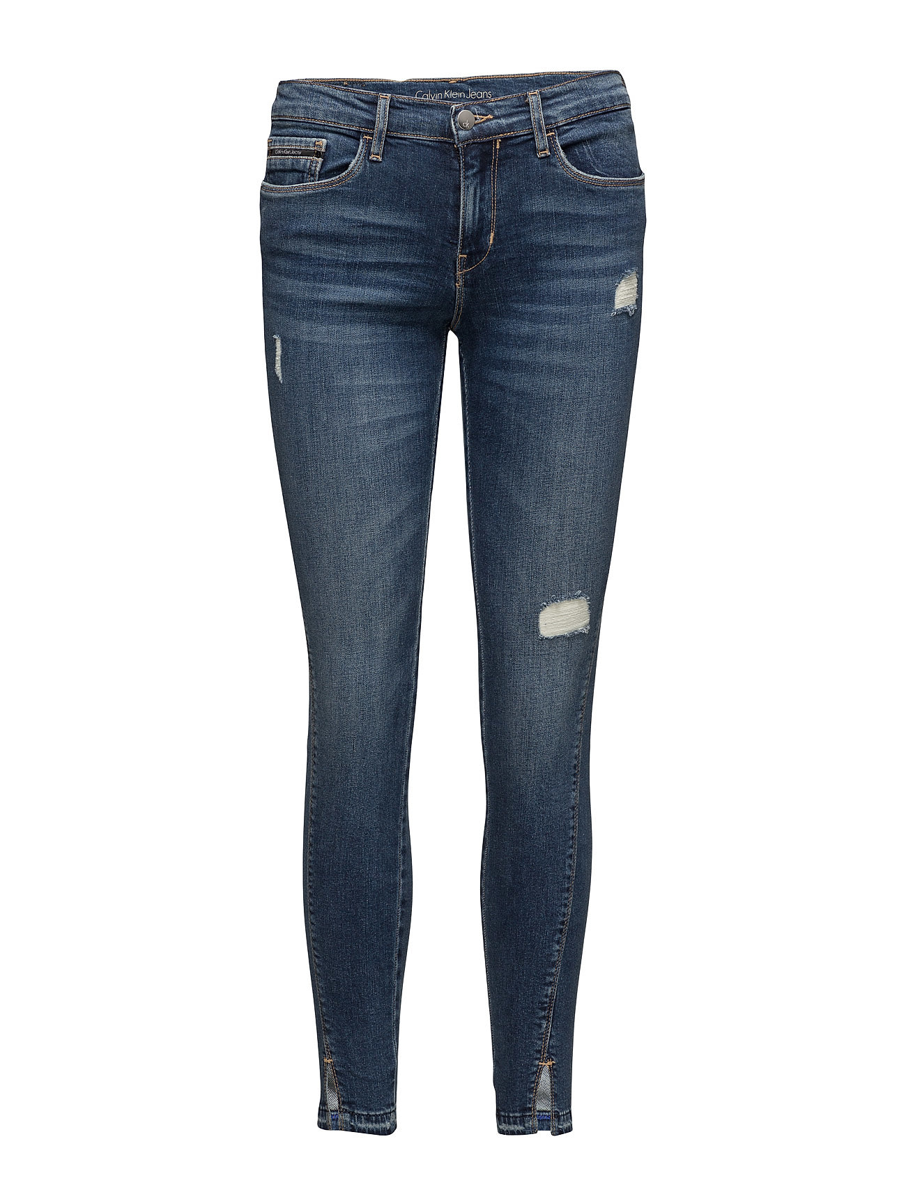 calvin klein jeans Mr skinny twisted an fra boozt.com dk