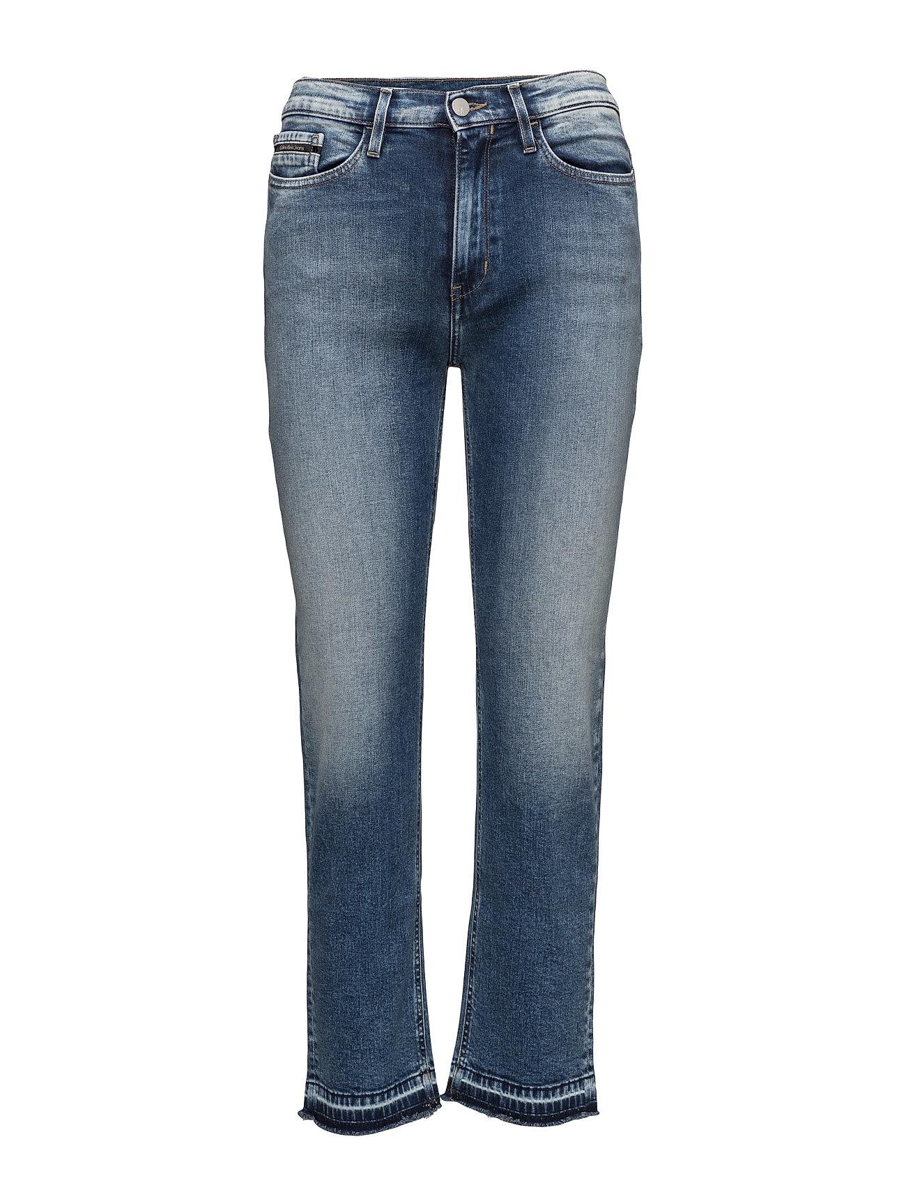 Hr straight ankle -, fra calvin klein jeans på boozt.com dk