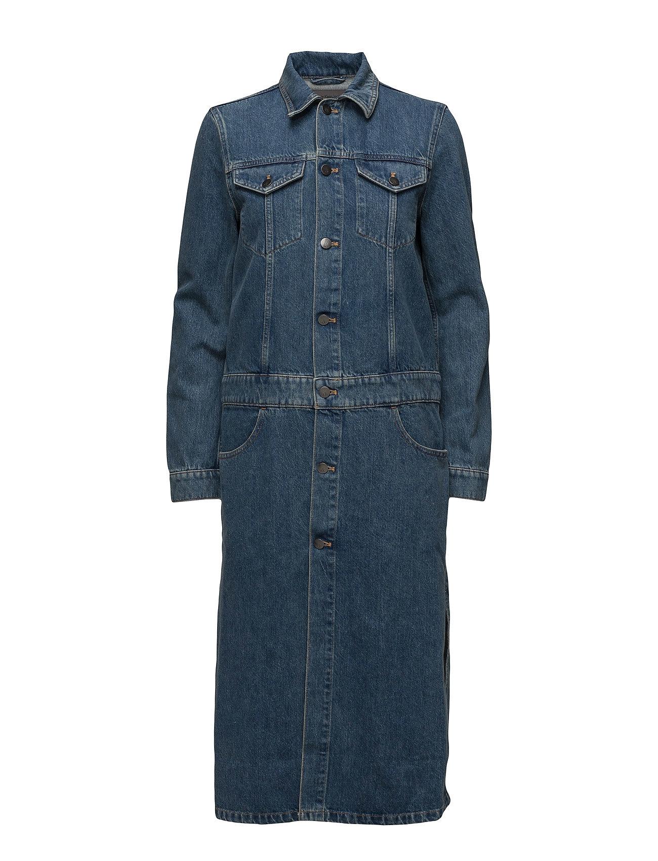 Denim Coat - Rugged, Calvin Klein Jeans Jakker til Damer i