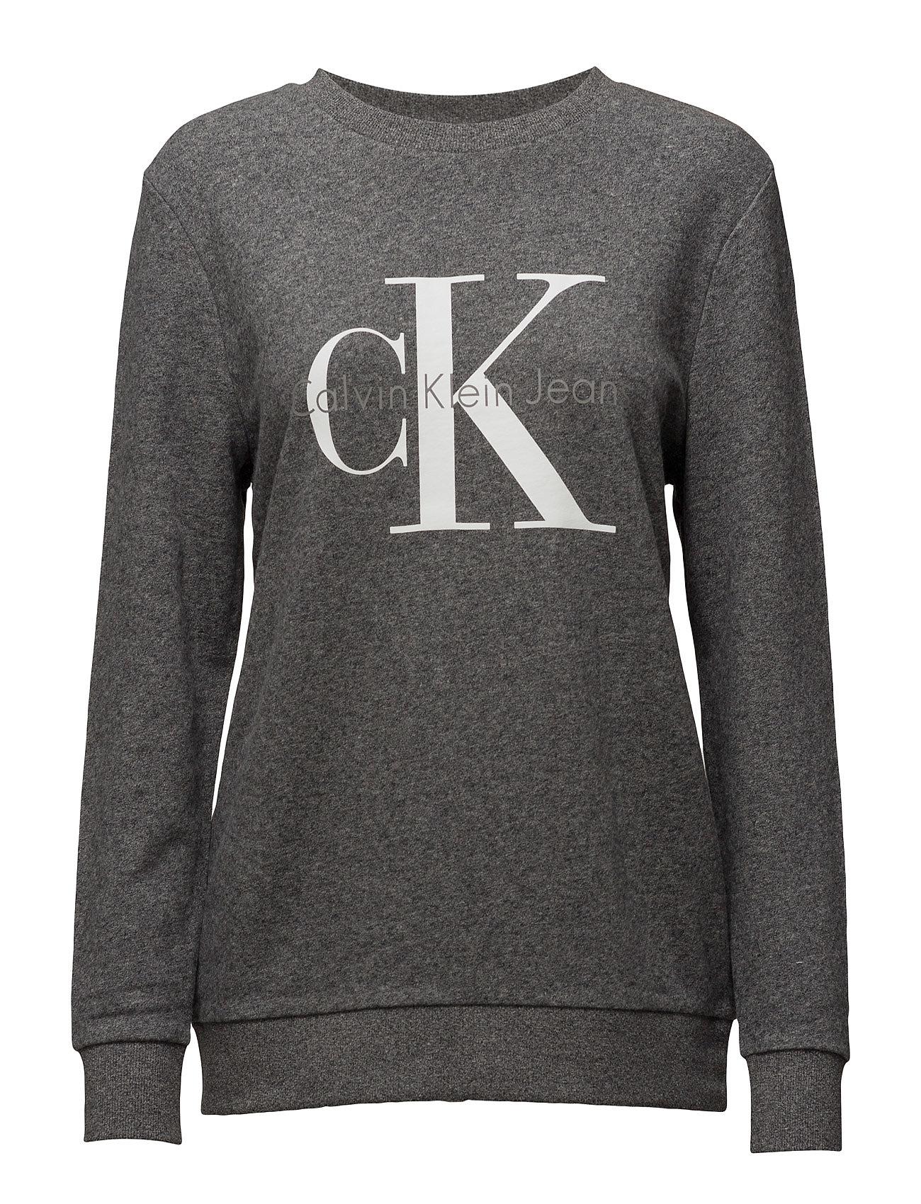 calvin klein jeans Crew neck hwk true i på boozt.com dk