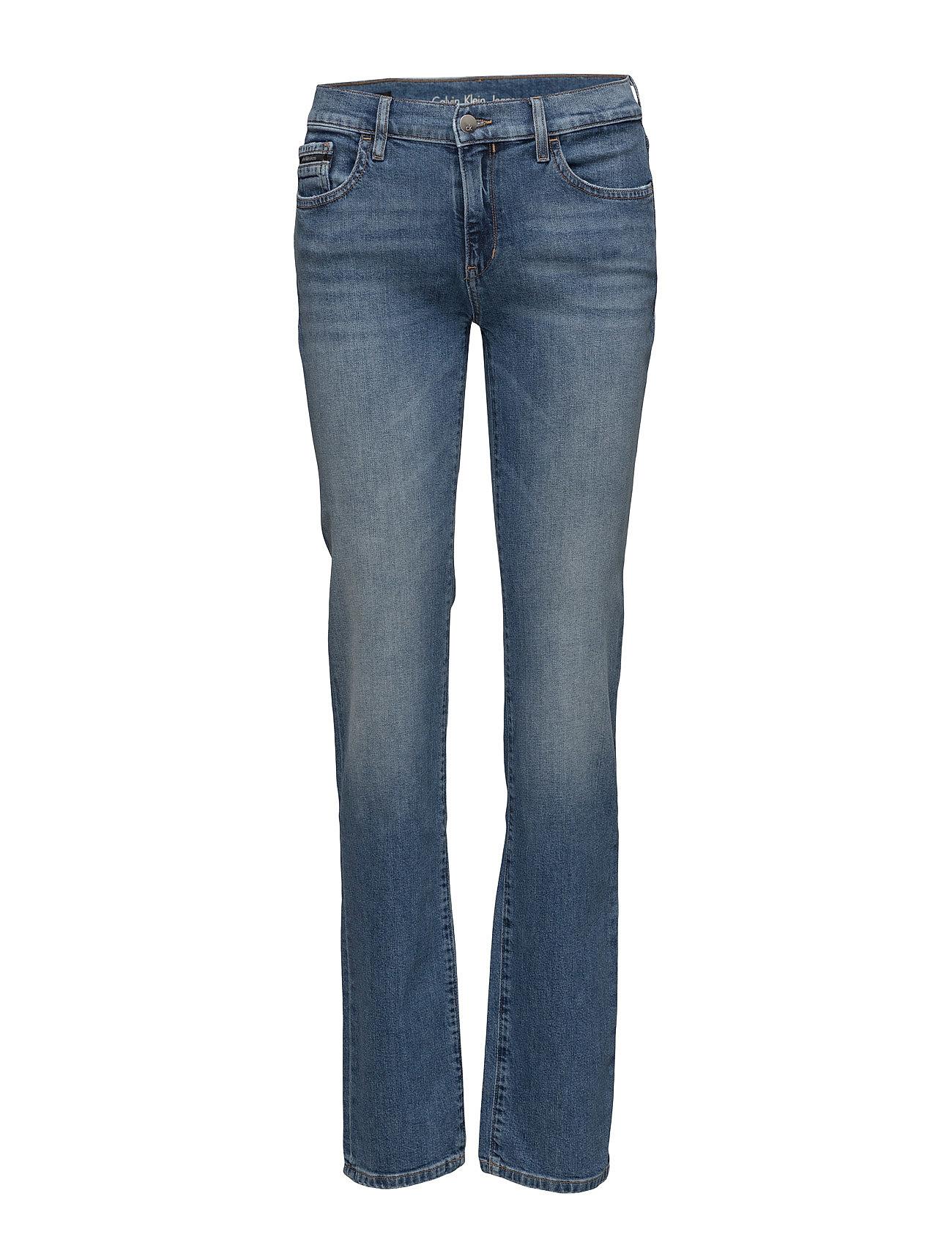 Calvin Klein Jeans Mid rise Straight