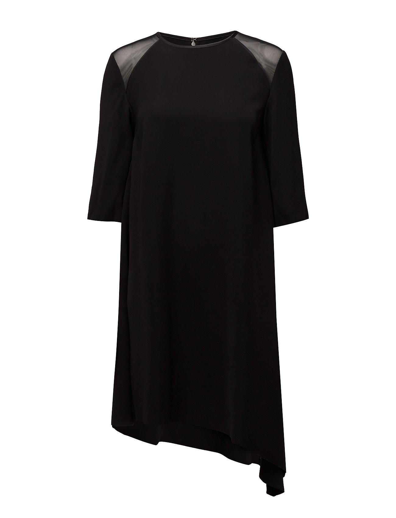 Danaka mm asym dress fra calvin klein jeans fra boozt.com dk