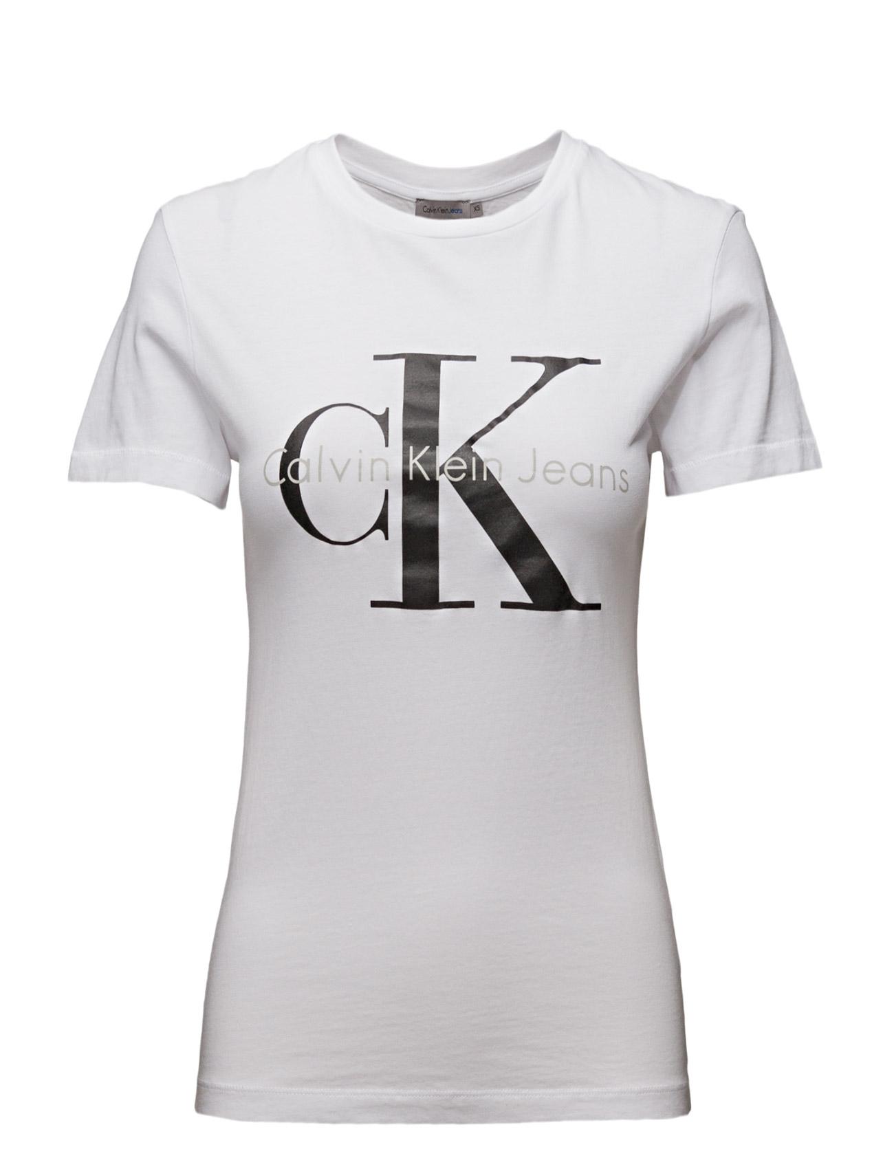 Calvin Klein Jeans SHRUNKEN TEE