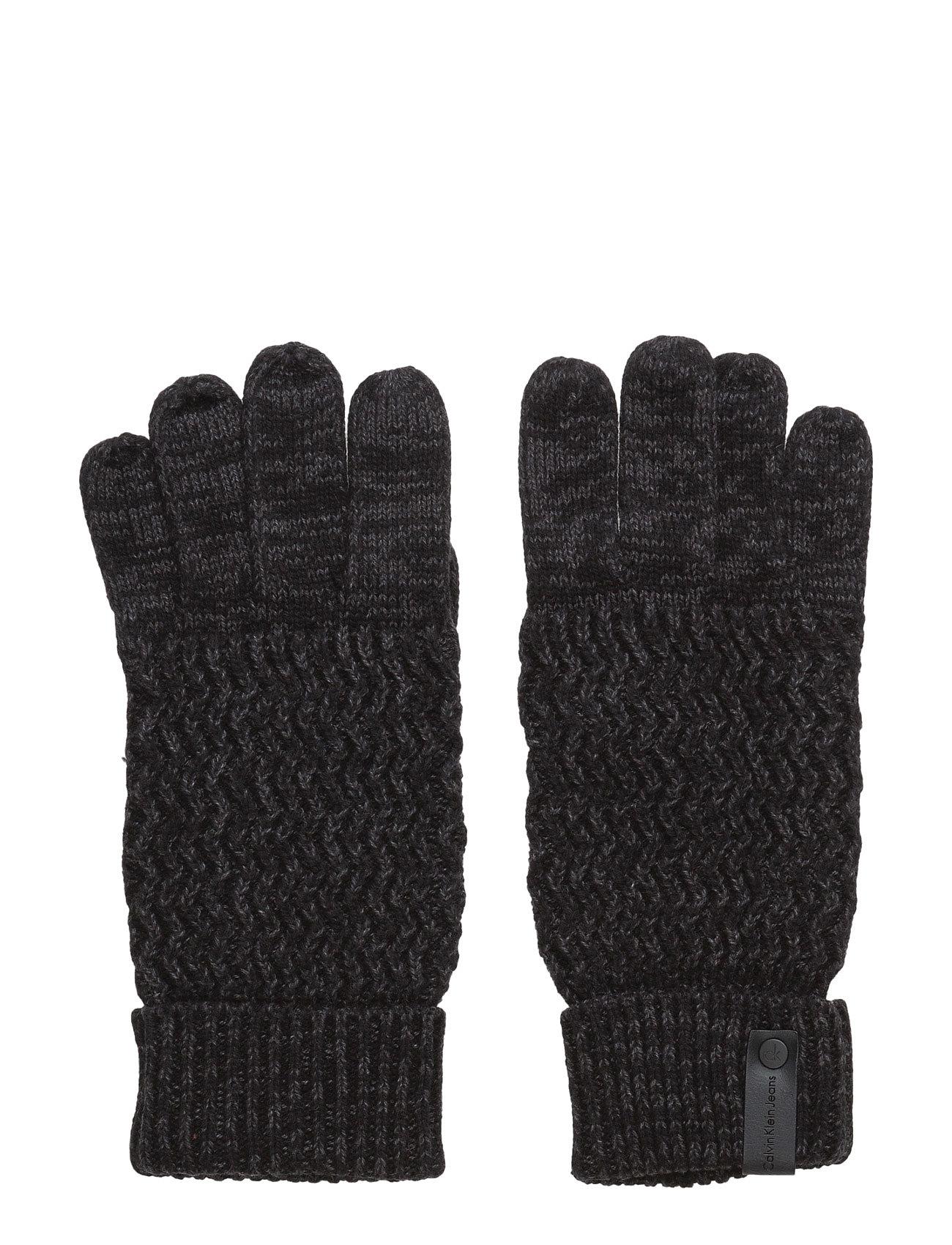 Molor 3 Gloves 099, Calvin Klein Jeans Handsker til Herrer i ck Black