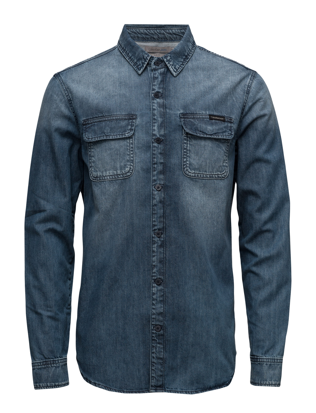 Classic Shirt - Mid, Calvin Klein Jeans Casual sko til Herrer i
