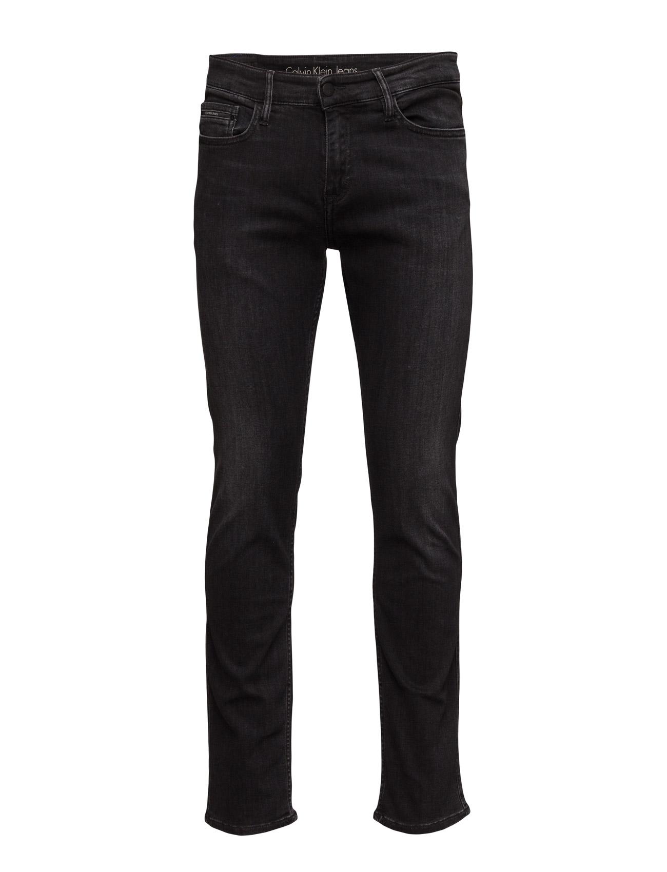 Slim straight - elas fra calvin klein jeans på boozt.com dk