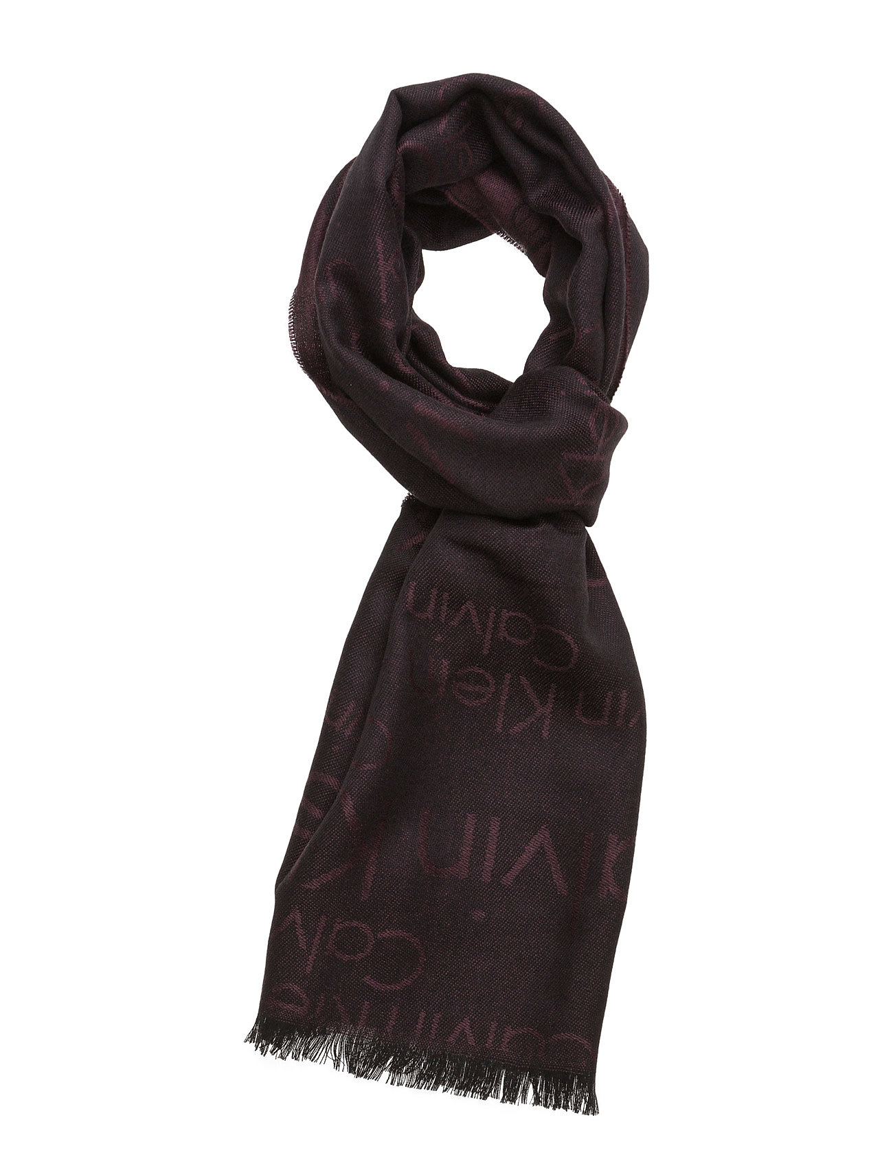 Logo 2 Scarf, 906, O Calvin Klein Jeans Halstørklæder til Mænd i