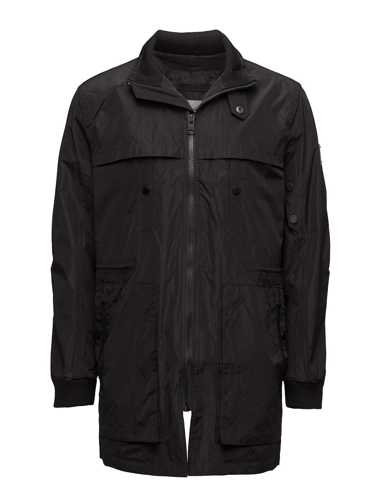 calvin klein jeans Octaar long jacket, på boozt.com dk