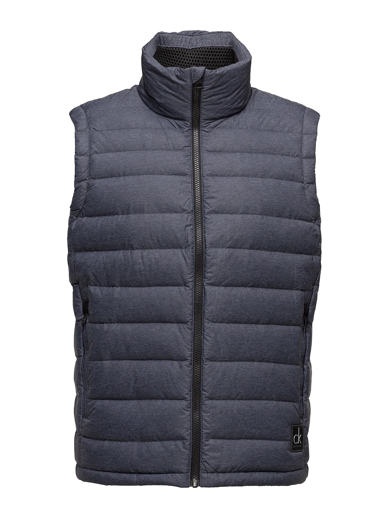 Opack 3 Packable Dow Calvin Klein Jeans Veste til Herrer i Nattehimmel