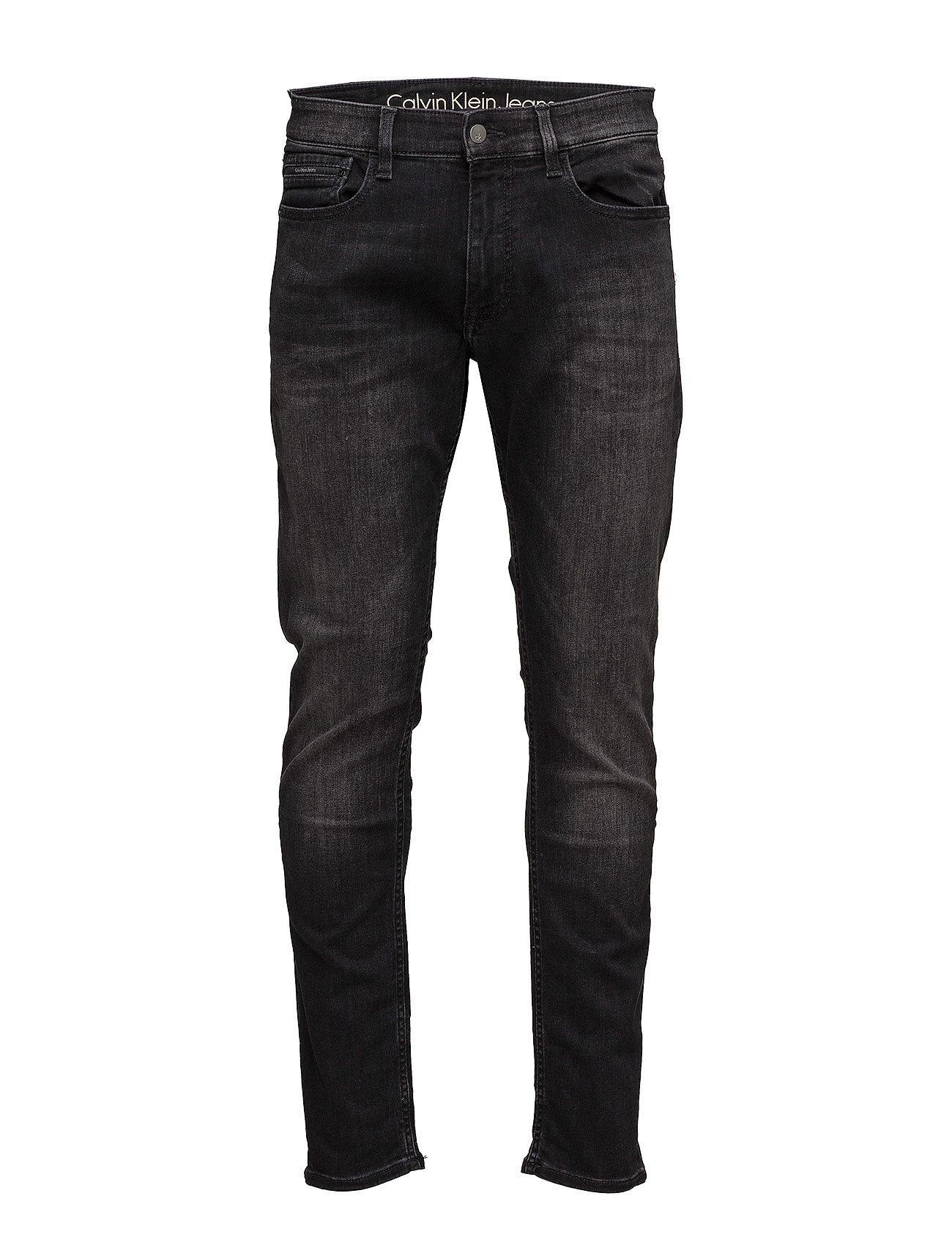 calvin klein jeans – Skinny - black widow på boozt.com dk
