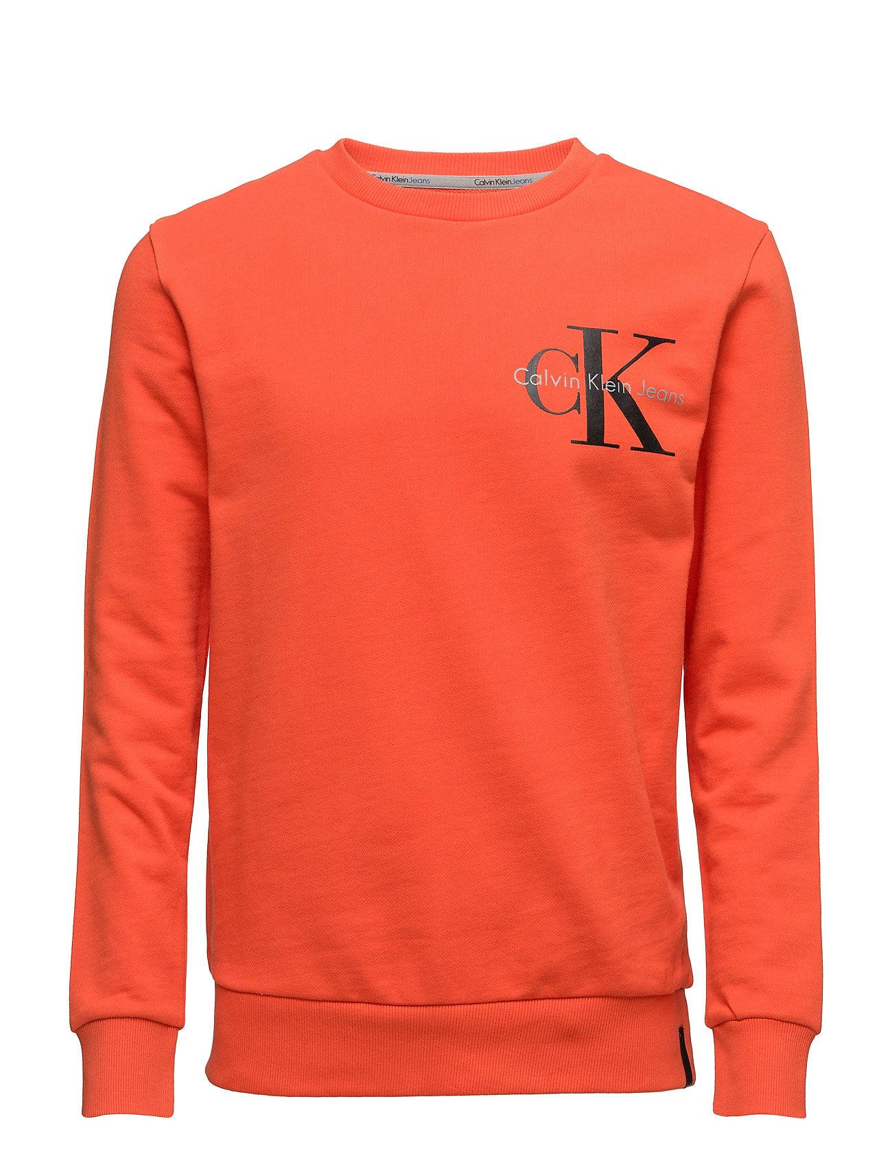 Haxo 4 Cn Hknit Ls, Calvin Klein Jeans Striktrøjer til Mænd i