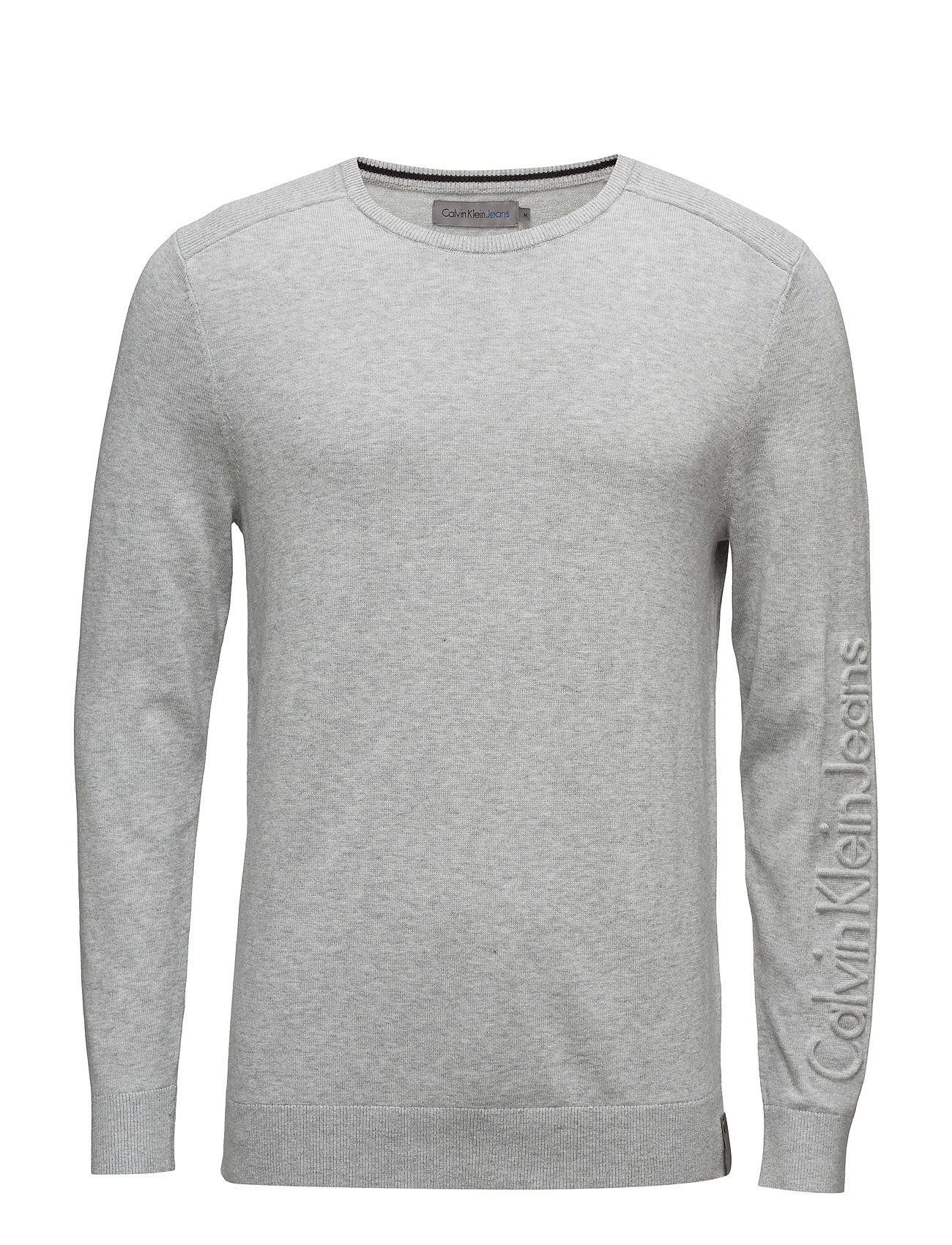 calvin klein jeans Salvon cn sweater ls på boozt.com dk