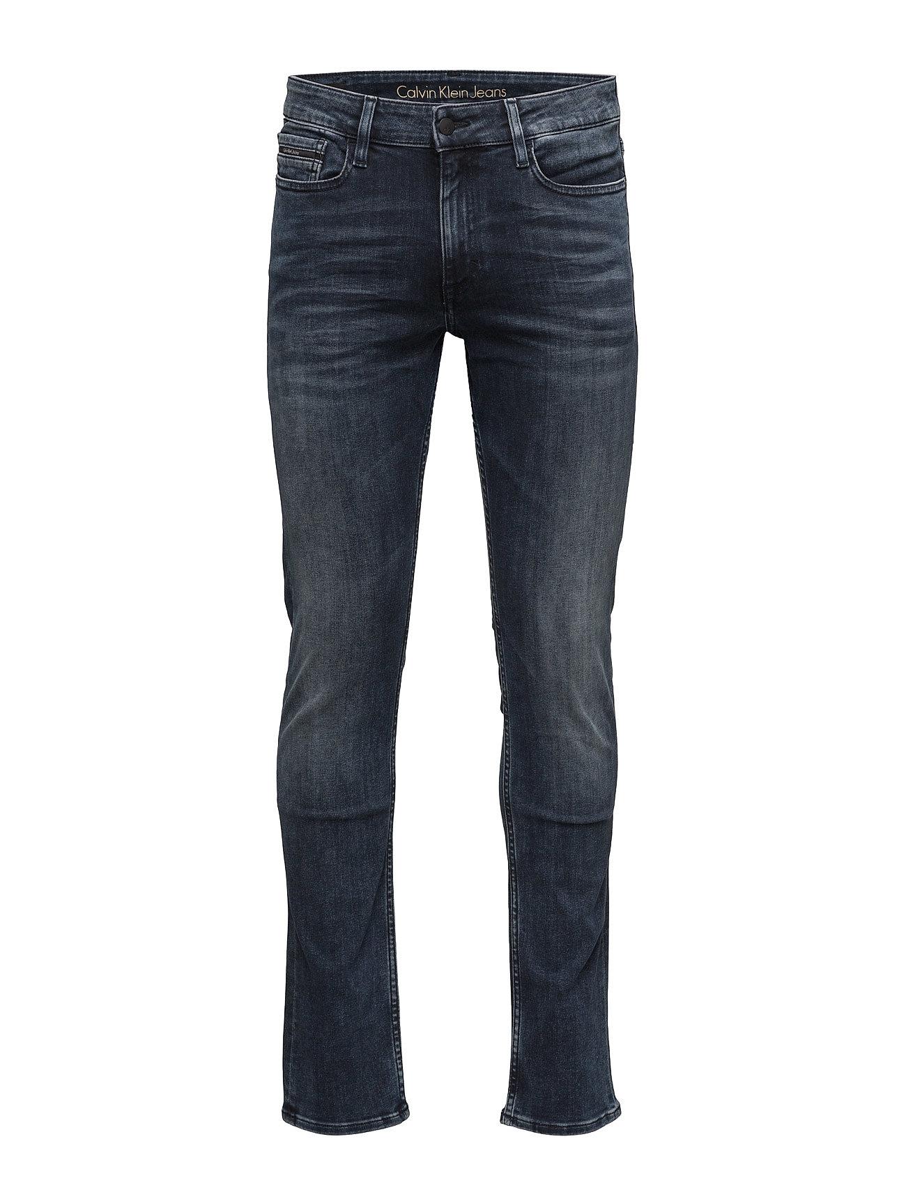 calvin klein jeans – Slim straight - noct på boozt.com dk