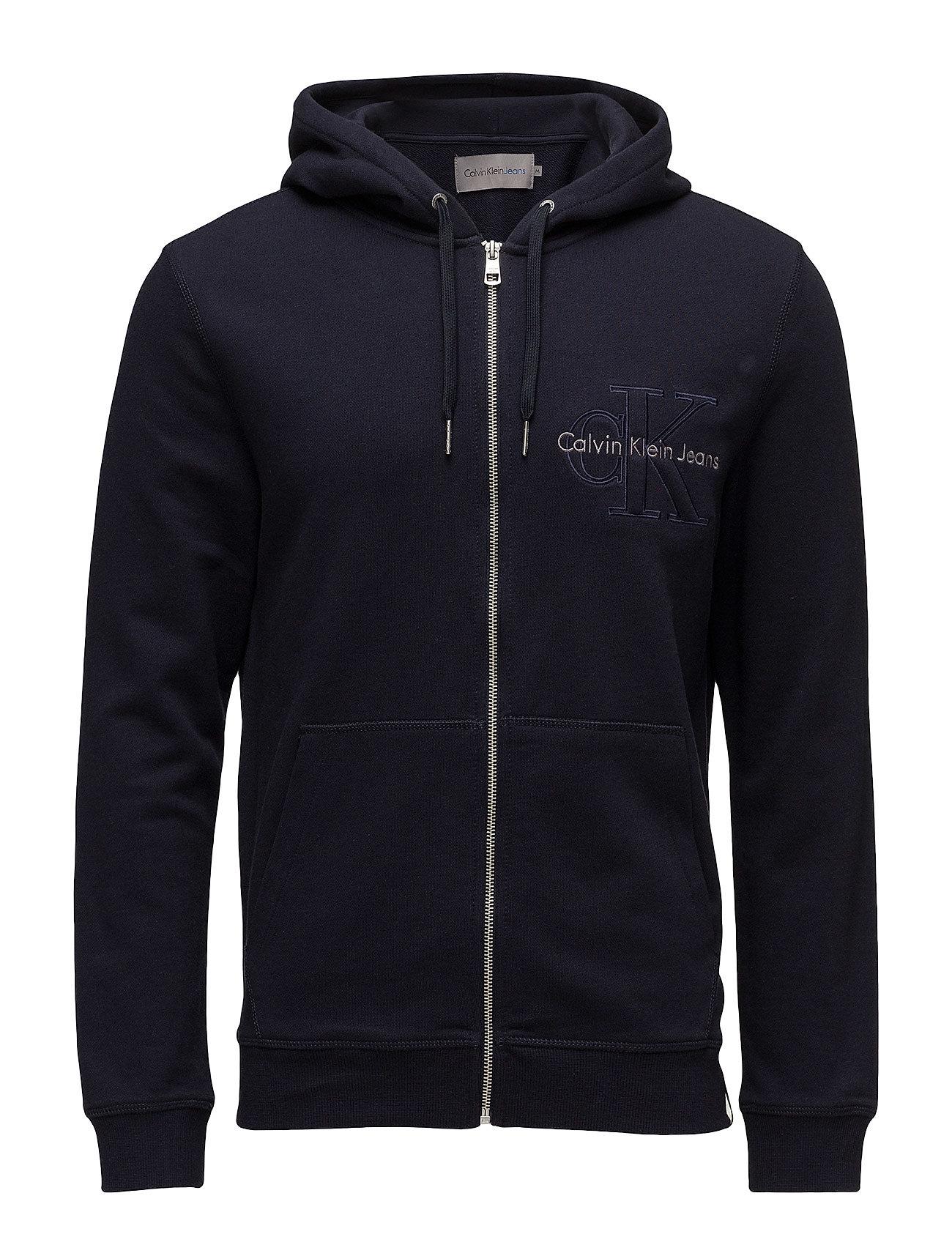 calvin klein jeans – Hasto 2 slim hoodie, fra boozt.com dk