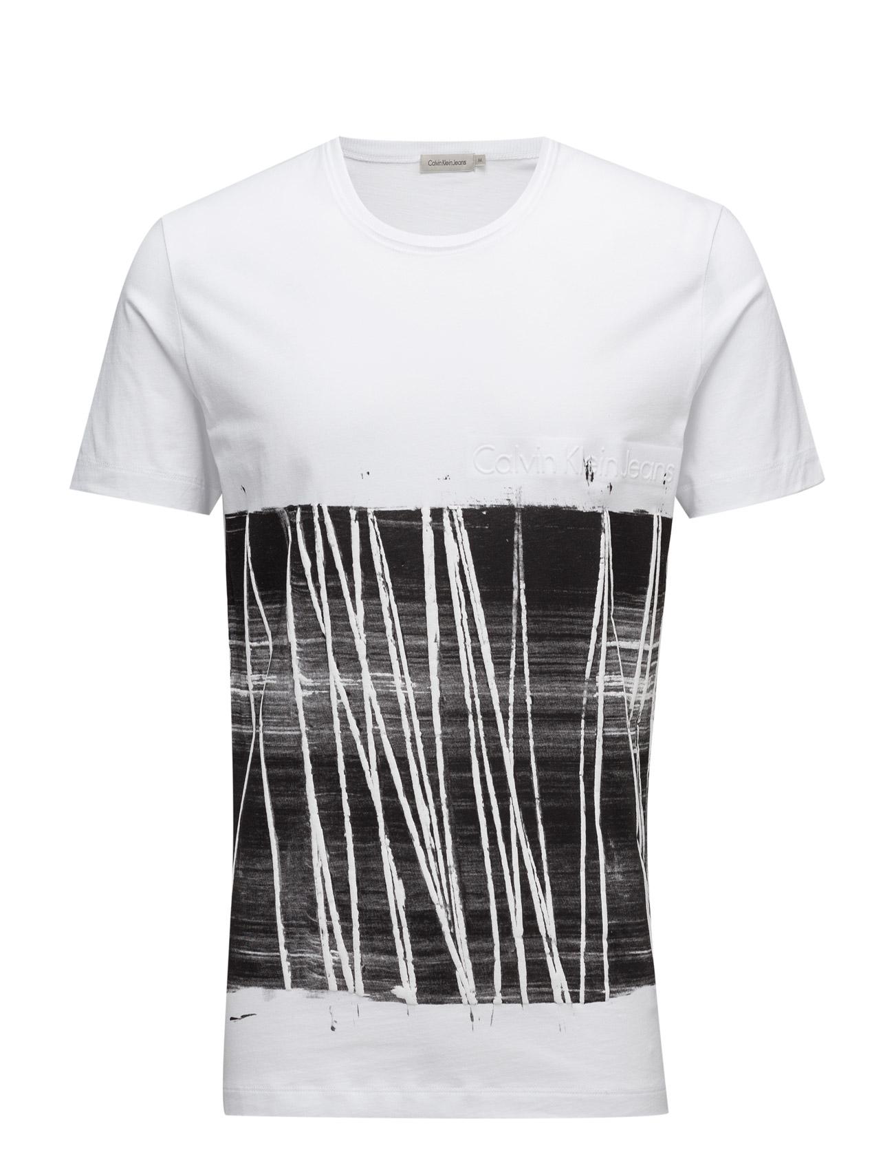 Tionah Cn Tee S/S Calvin Klein Jeans Kortærmet