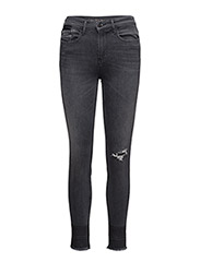 High Rise Skinny Reb - SHADOW GREY