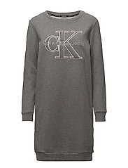 DALIS TRUE ICON CN H - LIGHT GREY HEATHER