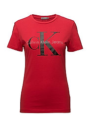 SHRUNKEN TEE TRUE IC - TANGO RED