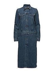 Denim coat - Rugged, - RUGGED BLUE
