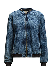 Bailey bomber CRAST - DENIM