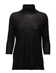 Camilla tn sweater 3/4 - BLACK